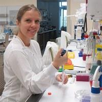 Dual successes for APCRC-Q PhD student, Claire Levrier